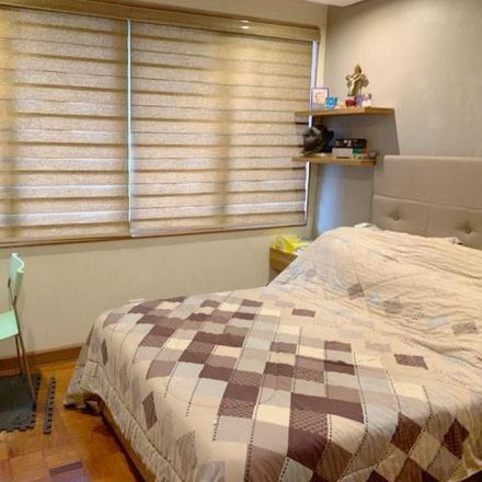 Rent this 1 bed condo on One Lafayette Square in 132 L.P. Leviste, Makati