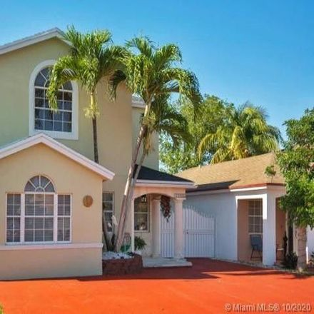 Rent this 3 bed house on 13996 Southwest 161st Terrace in Miami-Dade County, FL 33177