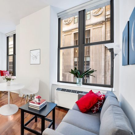 Rent this 1 bed condo on 1 Wall Street in New York, NY 10005