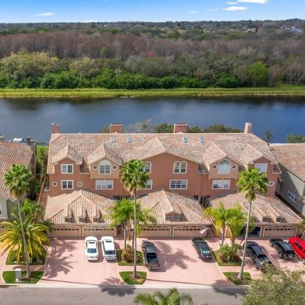 Rent this 3 bed townhouse on 1768 Lago Vista Boulevard in Palm Harbor, FL 34685