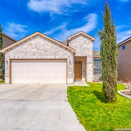 Rent this 3 bed house on 24358 Invitation Oak in Bexar County, TX 78261
