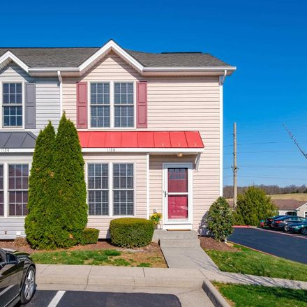 Rent this 3 bed townhouse on 1126 Thomas Paine Drive in Harrisonburg, VA 22802