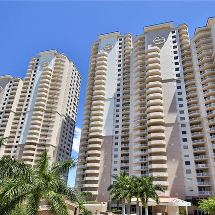 Rent this 2 bed condo on High Point Place Building I in 2104 West First Street, Fort Myers
