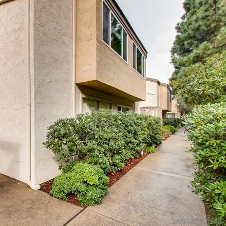 Rent this 1 bed townhouse on 3116 Via Alicante in San Diego, CA 92037