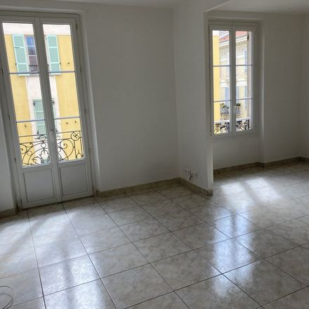 Rent this 2 bed apartment on 10 Rue Assalit in 06000 Nice, France