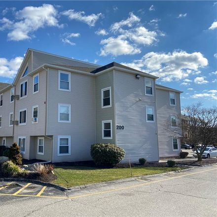 Rent this 2 bed condo on 200 Woodlawn Avenue in North Providence, RI 02904