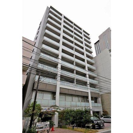 Rent this 1 bed apartment on ESTE MAR 芝公園 in Sakurada-dori, Tamachi