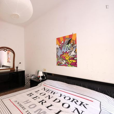 Rent this 3 bed room on Scuola I.C. Volsinio (plesso S.M.Goretti) in Via Tigrè, 00199 Rome Roma Capitale