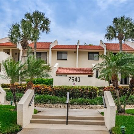 Rent this 2 bed condo on 7540 Sunshine Skyway Lane South in Saint Petersburg, FL 33711