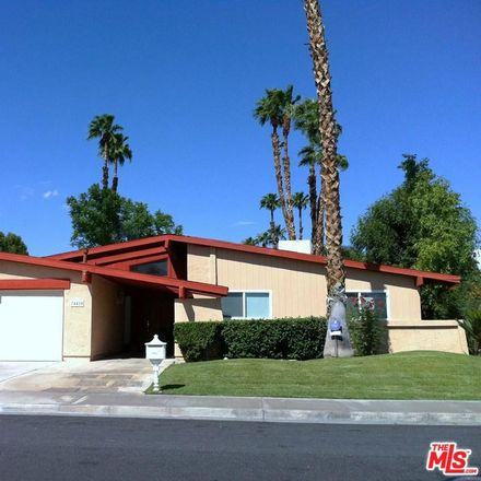 Rent this 4 bed house on 74420 Buttonwood Drive in Palm Desert, CA 92260