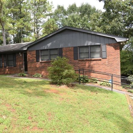 Rent this 3 bed house on Evergreen Dr in Woodstock, GA