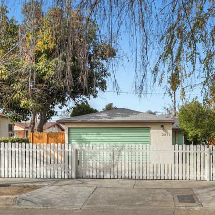 Rent this 3 bed house on 2433 Riverdale Avenue in Los Angeles, CA 90031