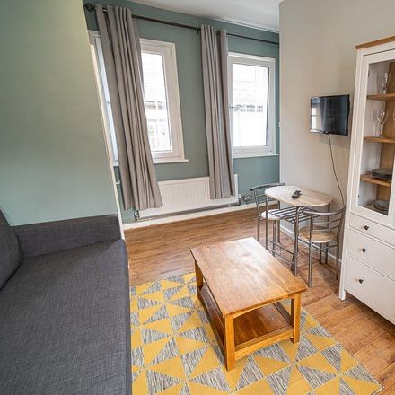 Rent this 1 bed apartment on Biddy's Tea Room in 15-15A Lower Goat Lane, Norwich NR2 1EL