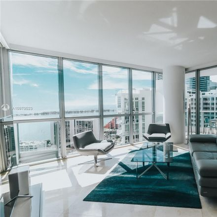 Rent this 2 bed condo on Jade Residences at Brickell Bay in 1331 Brickell Bay Drive, Miami