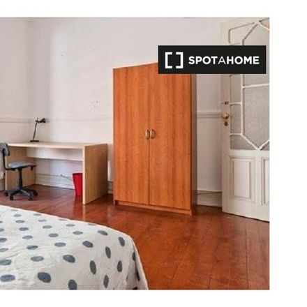 Rent this 6 bed apartment on Natália in Rua Oliveira Martins, 1000 Lisbon