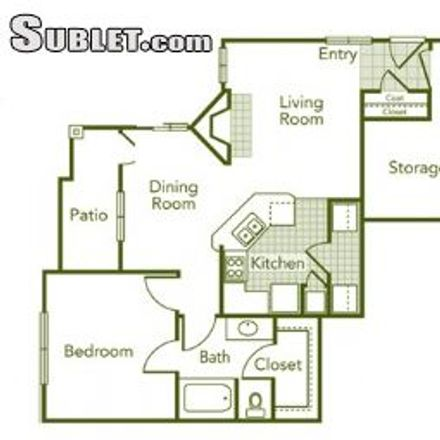 Rent this 1 bed apartment on Bernice Chatman Freeman Elementary School in 8757 Valley Ranch Parkway West, Irving