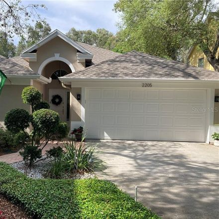 Rent this 3 bed house on 2205 Green Oaks Ln in Tampa, FL