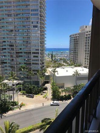 Rent this 1 bed condo on The Spot Karaoke in 1778 Ala Moana Boulevard, Honolulu