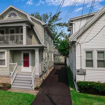 Rent this 0 bed duplex on 494 Winspear Avenue in Buffalo, NY 14215