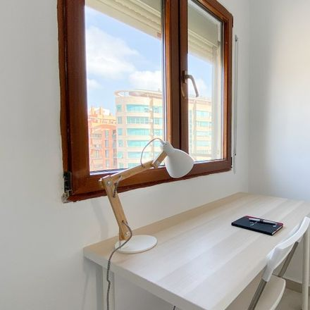 Rent this 3 bed apartment on Carrer de les Tramoyeres in 46000 Valencia, Spain