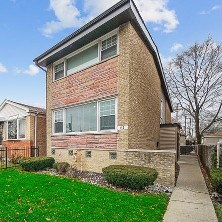 Rent this 3 bed house on 61 East 87th Street in Chicago, IL 60617