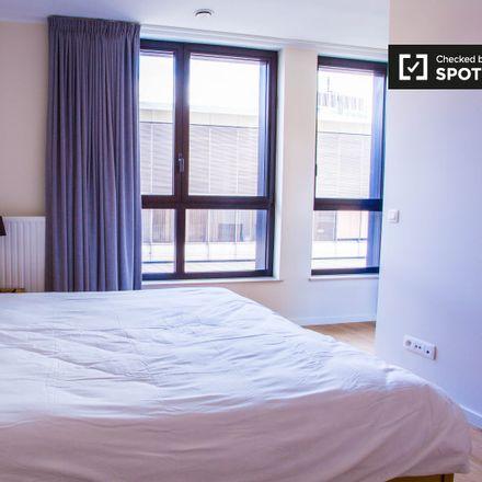 Rent this 1 bed apartment on Rue Montagne aux Herbes Potagères - Warmoesberg 51 in 1000 Ville de Bruxelles - Stad Brussel, Belgium