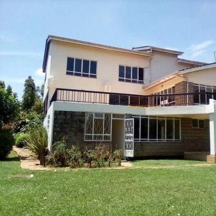 Rent this 5 bed townhouse on Gigiri Montesori House in Gigiri Drive, Nairobi