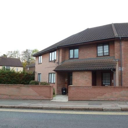 Rent this 2 bed apartment on Bletchley in Duncombe Street, Bletchley MK2 2LX