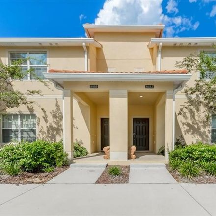 Rent this 4 bed townhouse on Bismark Ct in Ocoee, FL