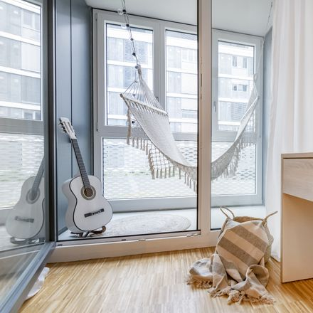 Rent this 1 bed apartment on Anni-Eisler-Lehmann-Straße in 55122 Mainz, Germany
