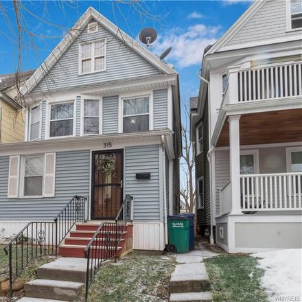 Rent this 3 bed house on 315 Breckenridge Street in Buffalo, NY 14213