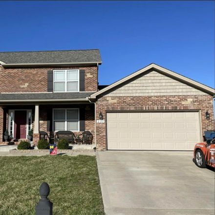 Rent this 4 bed house on 237 Gabrielle Cir in Bethalto, IL 62010
