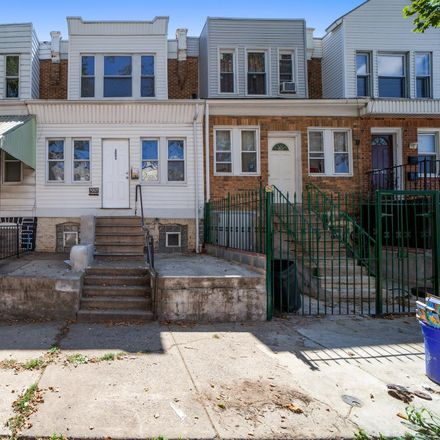 Rent this 4 bed townhouse on 5005 B Street in Philadelphia, PA 19120