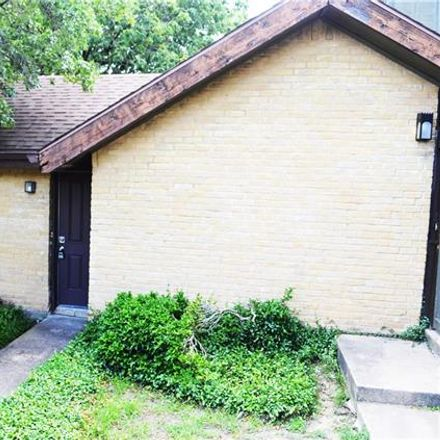 Rent this 1 bed condo on 4630 Country Creek Drive in Dallas, TX 75236