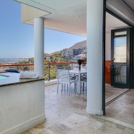 Rent this 3 bed apartment on 127 Victoria Road in Camps Bay, Cape Town