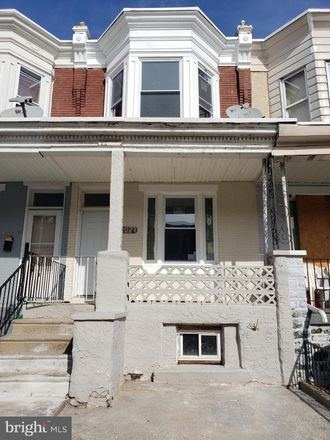 Rent this 3 bed townhouse on 2027 Buckius Street in Philadelphia, PA 19124