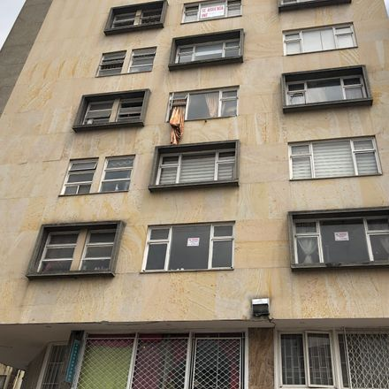 Rent this 1 bed apartment on Universidad La Gran Colombia in Carrera 5 Bis, UPZ La Candelaria