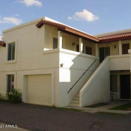 Rent this 2 bed condo on 842 North Revere in Mesa, AZ 85201