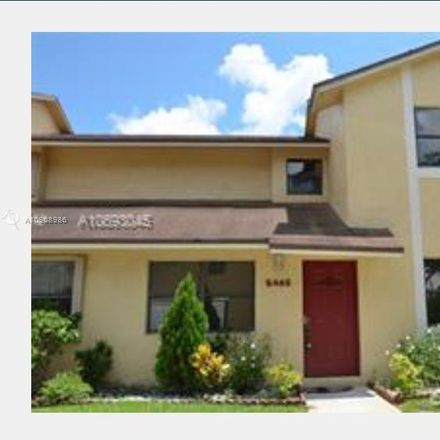 Rent this 3 bed condo on 5465 Gate Lake Road in Tamarac, FL 33319