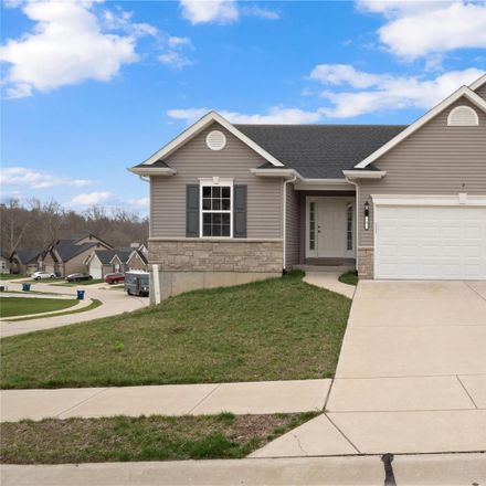 Rent this 5 bed house on Amber Ct in Arnold, MO