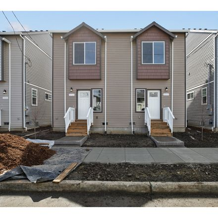 Rent this 3 bed townhouse on 12126 Southeast Raymond Street in Portland, OR 97266