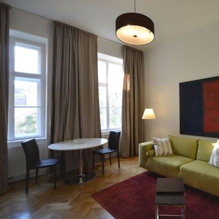Rent this 1 bed apartment on Sanitäreinrichtungen in Mondscheingasse, 1070 Vienna