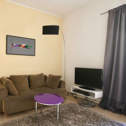 Rent this 1 bed apartment on Roonstraße 60 in 50674 Cologne, Germany
