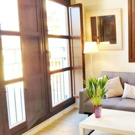 Rent this 1 bed apartment on Carrer de Vidal Canelles in 21, 46011 Valencia
