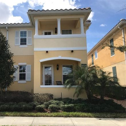 Rent this 3 bed townhouse on 11950 Lorenza Lane in Orlando, FL 32827