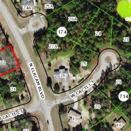 Rent this 0 bed apartment on 8068 N Elkcam Blvd in Citrus Springs, FL