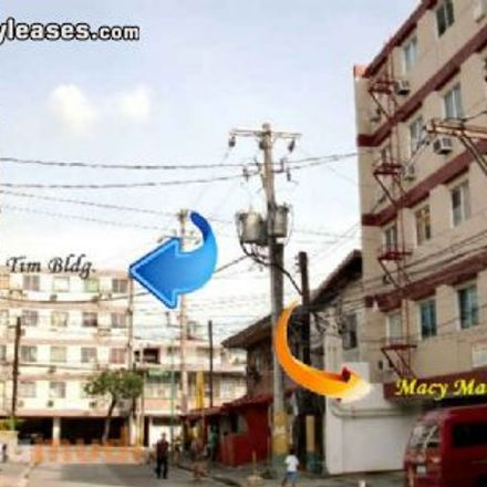 Rent this 1 bed apartment on Macy Mansion in Ponte, Makati