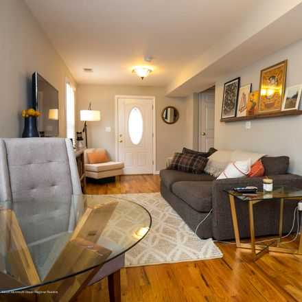 Rent this 2 bed apartment on 14 Mount Street in Red Bank, NJ 07701