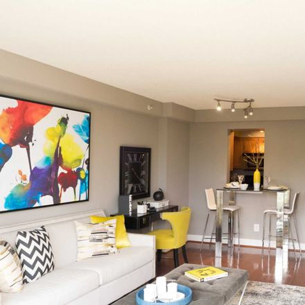 Rent this 1 bed apartment on 3410 38th Street Northwest in Washington, DC 20016