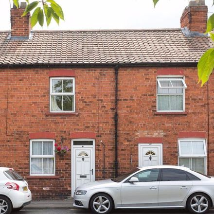 Rent this 2 bed house on York Street in Dunnington YO19 5ST, United Kingdom